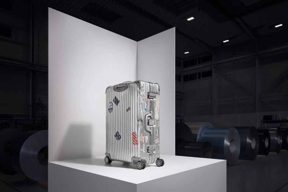 A mala de alumínio de Nollet (Foto: Divulgação)