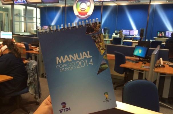 TV TEM escalou um time de profissionais para entrar em campo com o melhor conteúdo da cobertura local da Copa do Mundo 2014 (Foto: Gabriela Cardoso/TV TEM)