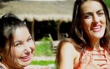 Vida e obra de Iara e Curupira: veja o vídeo (Além do Horizonte / TV Globo)