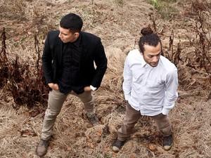 Marko Fonseca (à esquerda) e Raúl Martínez (à direita)  (Foto: Divulgação)