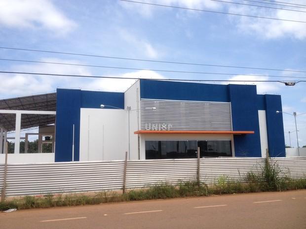 Unidade Integrada está localizada na Avenida Amazonas, zona leste de Porto Velho (Foto: Ísis Capistrano/ G1)
