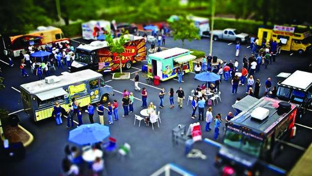 Para o evento, estão confirmados 12 Food Trucks (Foto: Divulgação/ RPC)