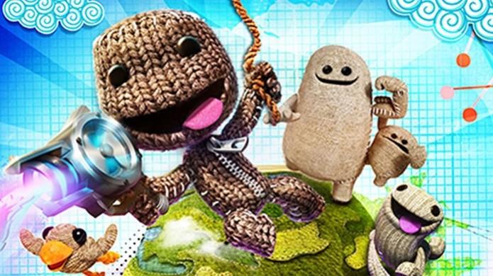 LittleBigPlanet 3 trará 3 novos personagens, Oddsock, Swoop e Toggle. (Foto: Divulgação) (Foto: LittleBigPlanet 3 trará 3 novos personagens, Oddsock, Swoop e Toggle. (Foto: Divulgação))