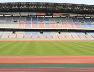 Estádio Internacional de Yokohama (Foto: Andre Okasaki)