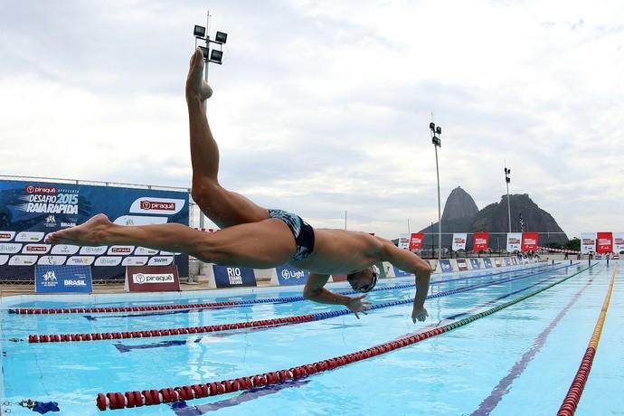 Roland Schoeman natação África do Sul Raia Rápida (Foto: Satiro Sodré / SSPress)