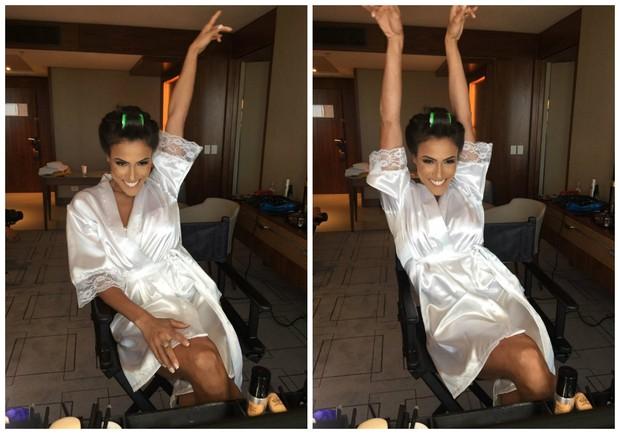 Paula Porto dançarina de Anitta (Foto: Divulgação/Divulgação)