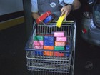 Polícia apreende 100 kg de cocaína e crack no estepe de carreta em Ribeirão
