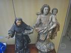 Obras furtadas de convento serão devolvidas nesta quinta-feira