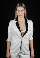 Camila Brait, líbero da seleção de vôlei, vira modelo, mas diz: 'Não sei ser sexy'