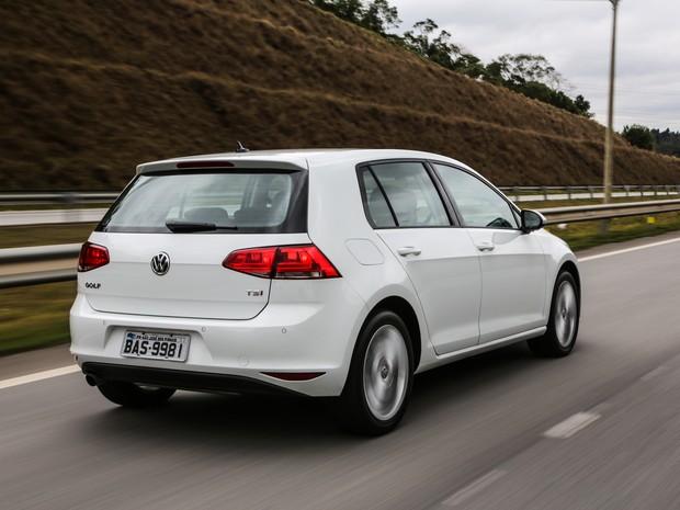Volkswagen Golf 1.0 TSI (Foto: Divulgação)