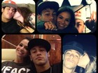 Dia dos Namorados inspira casais famosos apaixonados nas redes sociais