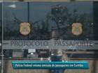Emissão e entrega de passaportes na PF em Curitiba são normalizadas