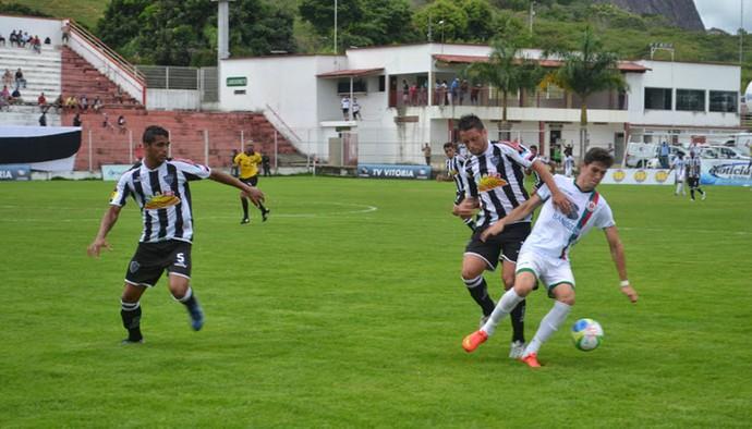 Copa Espírito Santo 2014: Real Noroeste x Atlético-ES (Foto: Wildson Lesqueves/C.A. Itapemirim)