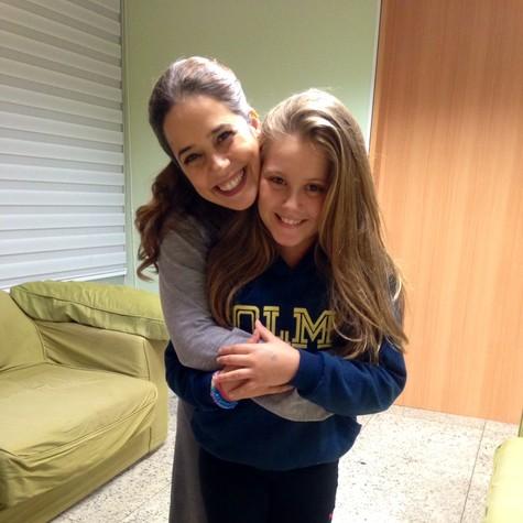 Paloma Duarte e Pietra Goa (Foto: Divulgação)