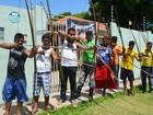 Índios ocupam a Funai em Macapá contra cortes de recursos e cargos