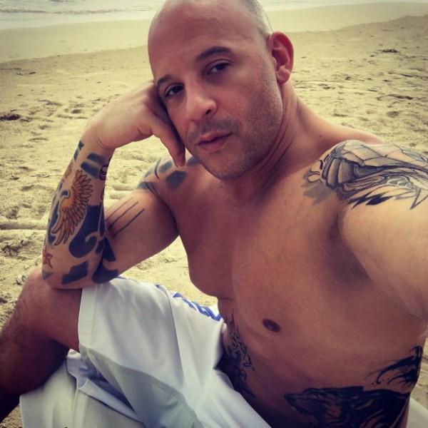 Vin Diesel (Foto: Reprodução Instagram)