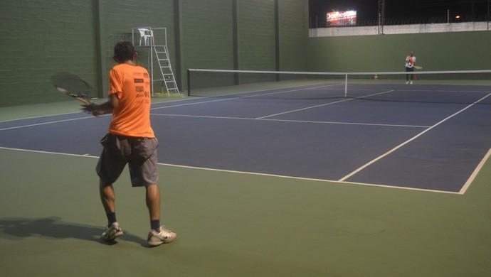 tênis de quadra encerramento (Foto: Jonhwene Silva/GE-AP)