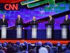 Debate democrata bateu recorde de audiência do partido, segundo CNN