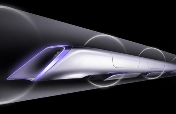 Hyperloop Alpha (Foto: Divulgação)