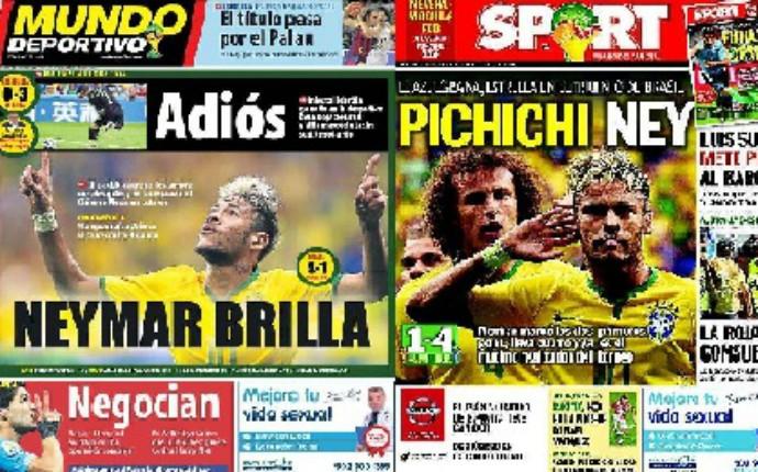 Mundo Deportivo e Sport (Foto: Reprodução)