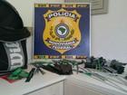Suspeitos de furtarem caixas eletrônicos são presos no ES