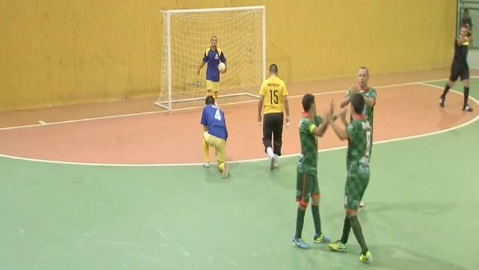 Martinópole x Massapê Copa TV Verdes Mares comemoração gol (Foto: Reprodução/TV Verdes Mares)