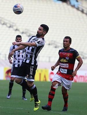 Ceará x Guarani de Juazeiro Campeonato Cearense Arena Castelão Ricardinho (Foto: Christian Alekson/Cearasc.com)