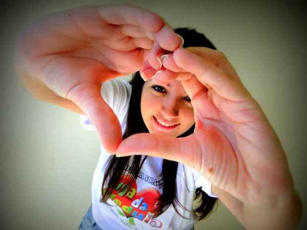 Érica fala sobre mitos e verdades da doação de medula óssea (Foto: Érica Meireles/Arquivo Pessoal)
