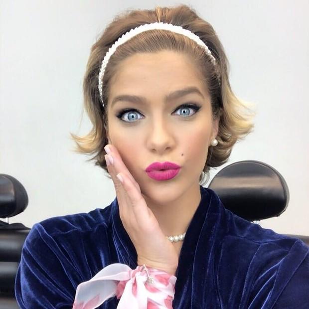 Isabella Santoni (Foto: Reprodução/ Instagram)