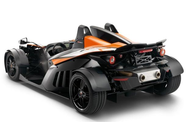 KTM X-Bow R (Foto: Divulgação)