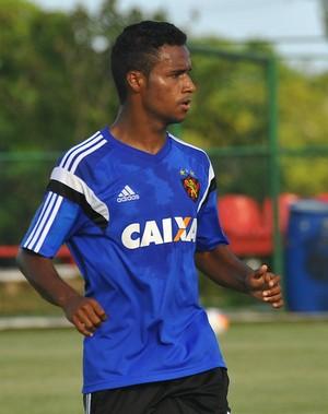Elber Sport (Foto: Aldo Carneiro / Pernambuco Press)
