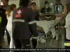 Zagueiro Neto é resgatado de avião com equipe da Chapecoense