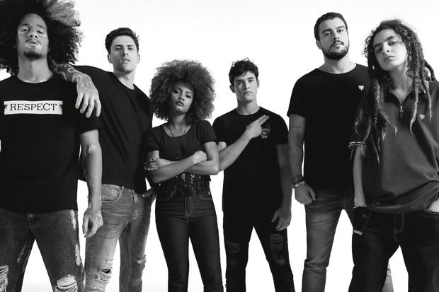 Cavaleira lança campanha sobre diversidade (Foto: Divulgação)