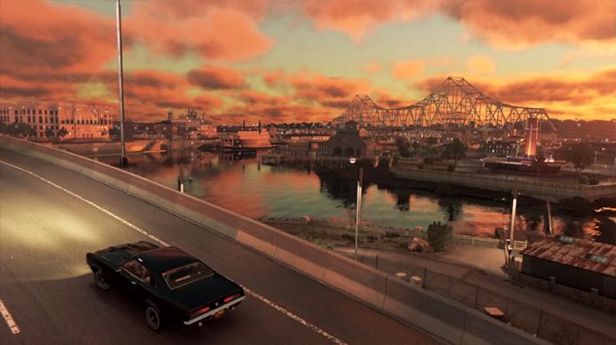 Mafia 3 traz uma versão reimaginada de Nova Orleans para explorar e personalidade suficiente para não ser só um GTA nos anos 60 (Foto: Divulgação/2K Games)