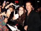 Brad Pitt vem ao Brasil sem Angelina Jolie e trará dois de seus filhos