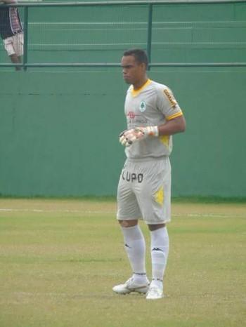 Vander, goleiro do Boavista (Foto: Marcos Farias / Furando a Rede)