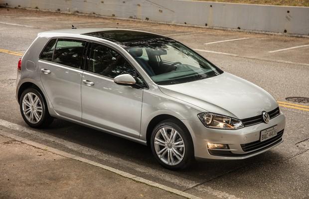 Volkswagen Golf 1.6 nacional (Foto: Marcos Camargo / Autoesporte)