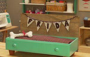Saiba como fazer uma cama para seu animal de estimação