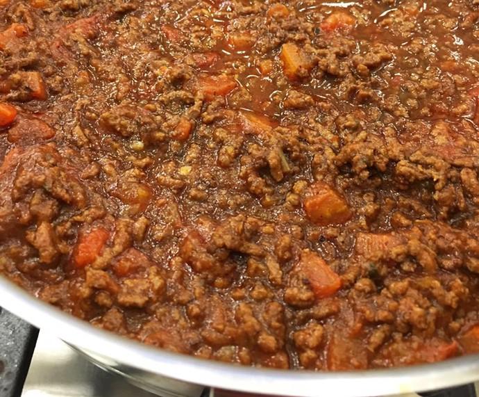 Carne Moída da Ana Maria (Foto: Daniela Meira / TV Globo)