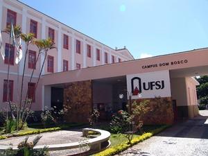 Campus Dom Bosco UFSJ (Foto: Assessoria Comunicação Social UFSJ / Divulgação)