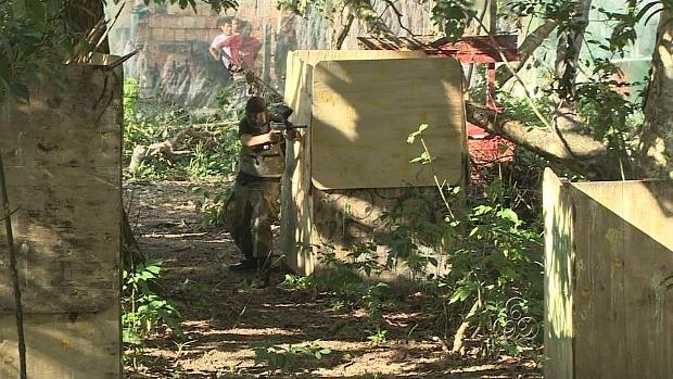 Jogo exige estratégia e habilidade do participante (Foto: Amazônia TV)