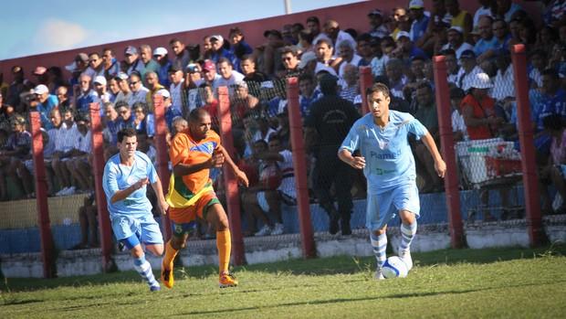 Equipes empataram em 3 a 3 no Lelezão (Foto: Fillipe Araújo/Divulgação-ADC)