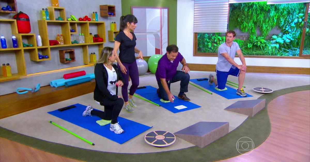 Confira dicas de exercícios que ajudam a trabalhar força e equilíbrio