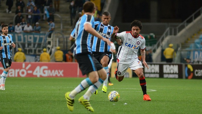 Grêmio Atlético-PR (Foto: Marco Oliveira/ Atlético-PR)