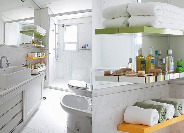 Banheiro Branco Ou Bege Ideias De Decora 231 227 O Casa E