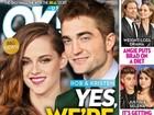 Robert Pattinson e Kristen Stewart estão esperando um filho, diz revista