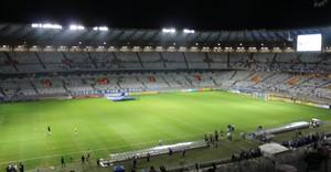 Mineirão Cruzeiro x Vitória (Foto: Maurício Paulucci)