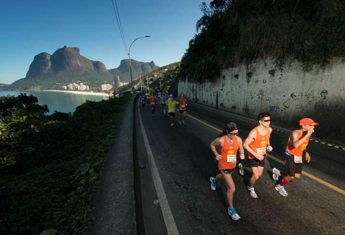 Maratona do rio percurso (Foto: Divulgação)