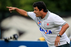 Adilson Batista vasco e América-RN  (Foto: Marcelo Sadio / Vasco.com.br)