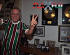 Nelson Motta e 'maior de todos os tempos' (André Durão/Globoesporte.com)